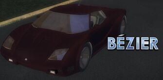 Bezier with logo in Saints Row 2