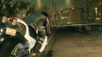 Saints Row IV Announce Teaser - Kaneda