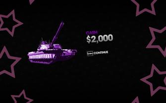 Tank Mayhem cash
