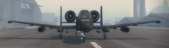 AB Destroyer - front
