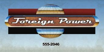 Foreign Power 124 billboard21 cb