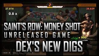 Saints Row Money Shot - Killing Dex