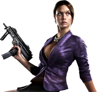 Shaundi - Saints Row IV promo