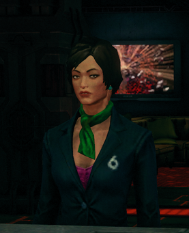 Tammy Tolliver in Saints Row IV