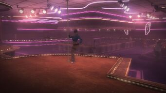 Tee'N'Ay - dance floor in Saints Row 2
