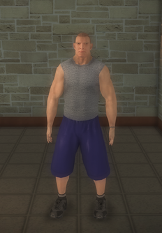 Mikey - character model in Saints Row 2