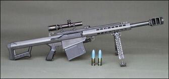 SoldierTech XM109-2