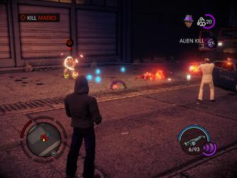 Brotherhood (mission) - Kill Maero outside of truck