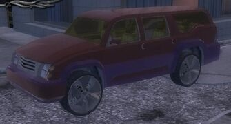 Mag - front left in Garage in Saints Row 2