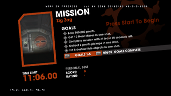 Saints Row Money Shot Mission objectives - Zig Zag