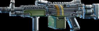 SRIV Rifles - Automatic Rifle - Mercenary LMG - Default