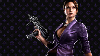 Shaundi - Saints Row IV promo wallpaper