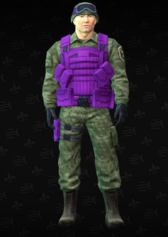 Gang Customization - Guardsmen 4 - Iory - in Saints Row The Third