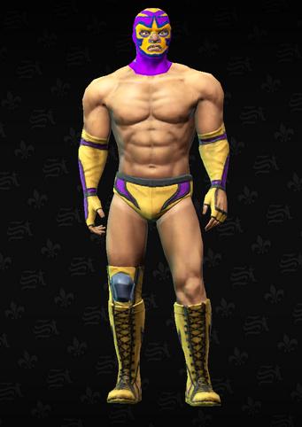 Gang Customization - Wrestler 2 - Ivan - in Saints Row The Third