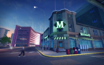 Harrowgate in Saints Row 2 - Merhman's