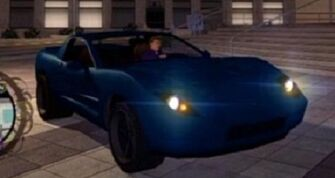 Venom - front right with lights in Saints Row