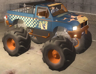 Atlasbreaker - Generic variant - front right in Saints Row 2