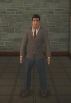 Business male - hispanic - character model in Saints Row 2