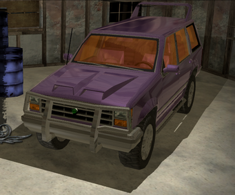 Gang Customization in Saints Row 2 - Nordberg