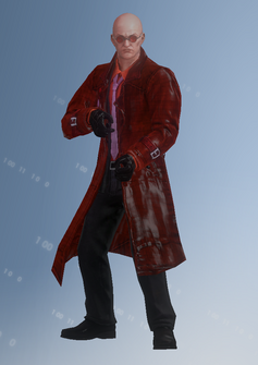Morningstar - Norman sniper - character model in Saints Row IV