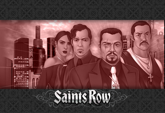 Saints Row demo wallpaper - Los Carnales