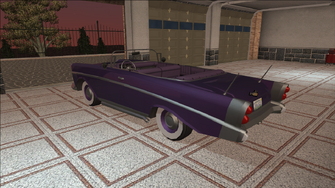 Saints Row variants - Hollywood - ClassicPurple3 - rear left