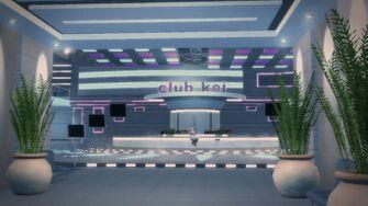 Club Koi - interior from front door