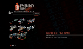 Dubstep Gun DLC Remix - description