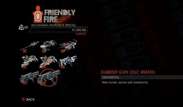 Dubstep Gun DLC Remix - description