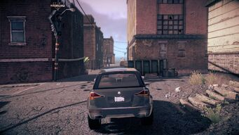 Atlantica - rear in Saints Row IV
