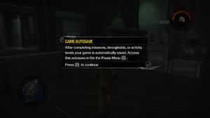 Saints Row 2 Autosave tutorial