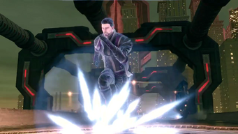Saints Row IV Announce Teaser - super speed