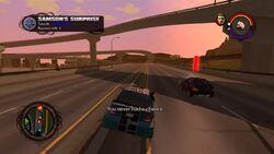 Samson's Surprise - 1 Racer left