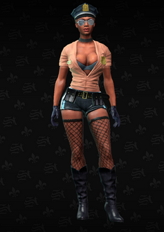 Stripper02 - Vera - character model in Saints Row The Third