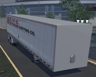 Box trailer - BPS variant