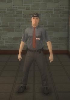 Cop - goon asian male - character model in Saints Row 2