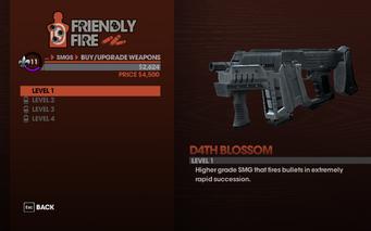 D4TH Blossom Level 1 description