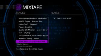KRhyme 95.4 - Saints Row IV tracklist - bottom