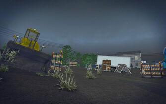 New Hennequet - construction site