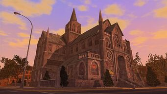 Saints Row Church Saints Row promo