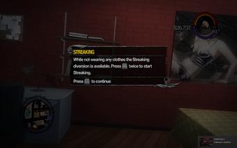 Streaking tutorial in Saints Row 2