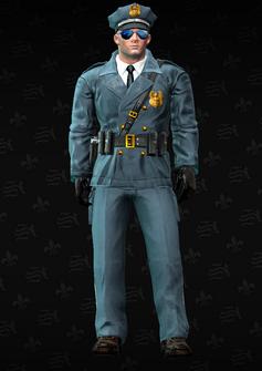 Assassination Target 01 - 1A - Lieutenant Gorshin - John NPC