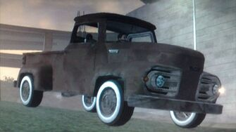 Betsy - Beater variant - front right in Saints Row 2