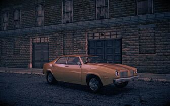Bootlegger - front right in Saints Row IV