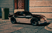 Chrome Rattler - front right in Saints Row IV
