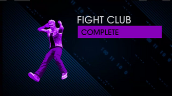 Fight Club complete in Saints Row IV livestream
