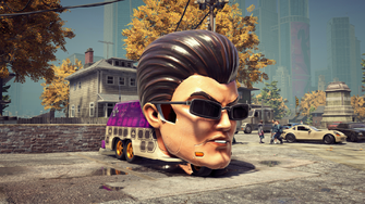Gat Mobile - front right in Saints Row The Third Remastered