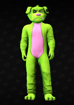 Mascot07 - Dog - character model in Saints Row The Third