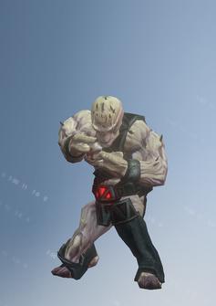 Zin - shieldgrunt - character model in Saints Row IV