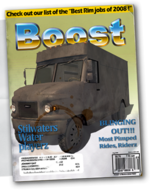 Delivery Truck - Chop Shop magazine